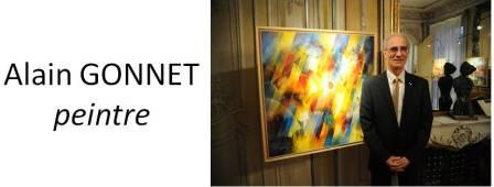 Alain GONNET Peintre